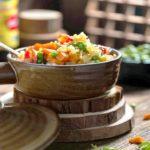 Ryż smażony z kurczakiem i kilka słów o produktach ESKA
