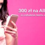 Promocja Banku BNP Paribas: 300 zł na Allegro za otwarcie konta