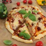 Ekspresowa pizza – ciasto bez wyrastania