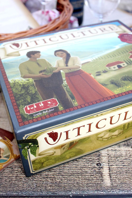 Gra strategiczna Viticulture