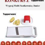 Wygraj Multi Szatkownicę Junior Tupperware