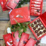 Przyjemność bez poczucia winy – RED Chocolate bez cukru i nawet do 50% kalorii mniej!