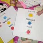 Naciśnij mnie, Porysuj mnie – recenzje książek dla dzieci