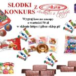 Słodki konkurs z Gibar – wygraj kod na zakupy