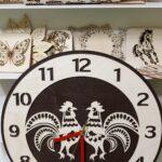 Piękny zegar i inne dekoracje – pomysł na prezent