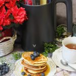 Szybkie placuszki i recenzja inteligentnego czajnika elektrycznego Viomi