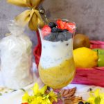 Pucharek mango chia – pełen zdrowia i smaku