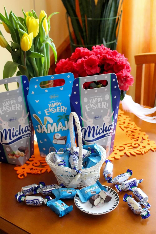 Słodka Wielkanoc z Vobro - cukierki Jamajka i Michaś