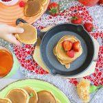 Śniadaniowe placuszki – szybkie i pyszne