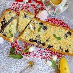 Tarta wiśniowo-bananowa – szybki przepis
