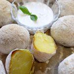 Ziemniaki jak z ogniska – pieczone ziemniaki