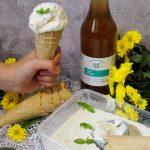 Domowe lody miętowe – bez maszynki i jajek