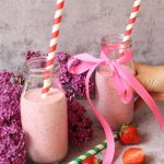 Truskawkowy milkshake