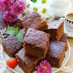 Pyszne ciasto murzynek – ciasto bez miksera