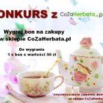 Jesienny konkurs z CoZaHerbata