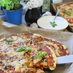 Pizza rodzinna – dwie wersje